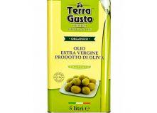 "Масло оливковое ""TERRA GUSTO"" Италия (5 л)"