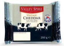 Сыр Cheddar (Valley Spire ) 250г