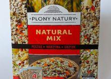 Plony Natury Natural Mix Peczak – перловая каша с овощами и грибами, 400 гр.