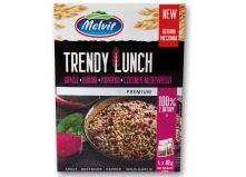 Melvit Trendy Lunch Mix, свекла, перец, медвежий чеснок (4 х 80 г)