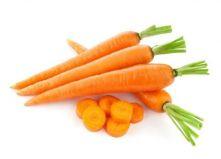 Морковка молодая ( кг)