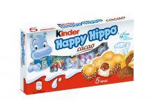 Kinder Happy Бегемот Конфеты 5 шт