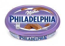 Сыр Philadelphia с шоколадом Милка 175 г