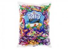 Toffix жевательные фруктовые конфеты в ассортименте 1 кг