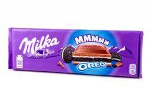 Шоколад Milka Oreo 300г.