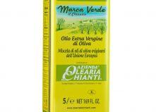 "Оливковое Масло Экстра Вирджин ""Marca Verde"" 5л - Olio Extra Vergine di Oliva Olearia del Chianti"