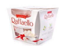 Конфеты  Raffaello (Ферреро)  150гр