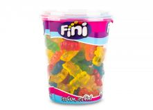 Жевательный мармелад Fini mix в стакане ( мишки) 200 гр