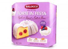 Кекс Balocco лесные ягоды-йогурт, 400г