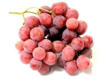 Виноград розовый (1кг)