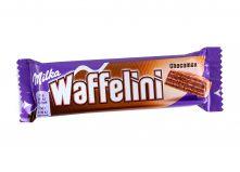 Батончик Milka Waffelini Chocomax шоколадный 31г