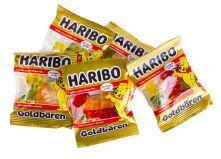 Мармелад Haribo GOLDBARE жевательный 10 г