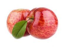 Яблоки красное