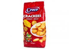 Крекер со вкусом сыра Croco 400г