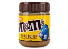 Арахисовая паста с драже M&M's Peanut Butter Crunchy 225г