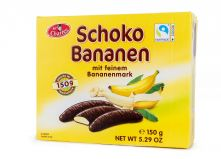 Конфеты Sir Charles Schoko Bananen 150г