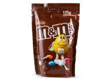 Драже M&M's с молочным шоколадом 125г