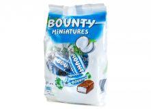 """Конфеты шоколадные  """"Bounty"""" Miniatures 150г"""