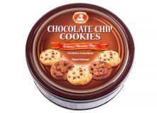 Печенье песочное Chocolate Chip Cookies Patisserie Matheo в ж/б 454 г