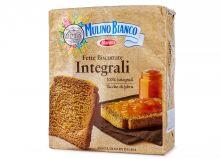 Тосты-гренки темные классические без пальмового масла  Mulino Bianco Barilla, 315г