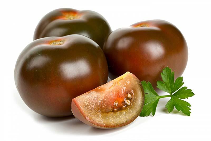 Черные помидоры (1 кг)