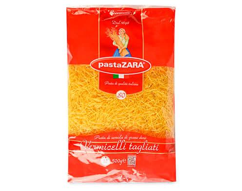 Макаронные Изделия Pasta Zara №80 500 г