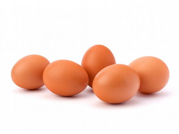 Яйца куриные (желтые) 10шт