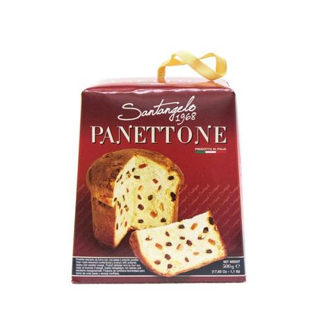 Кекс (Панеттоне) Santangelo «Classico» (с изюмом и цукатами) 900г
