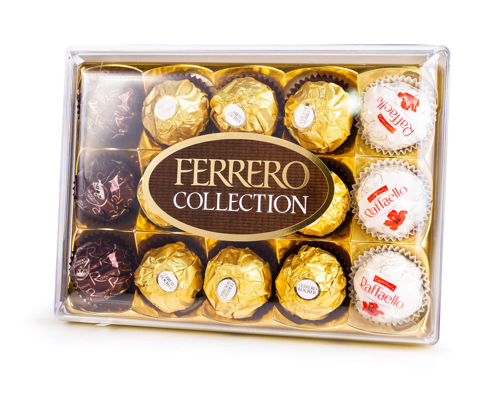 Набор конфет Ferrero Collection 170г