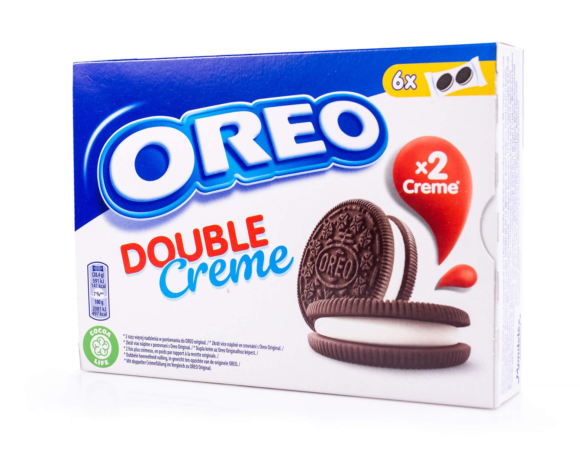 Печенье  Oreo Double creme 170 g