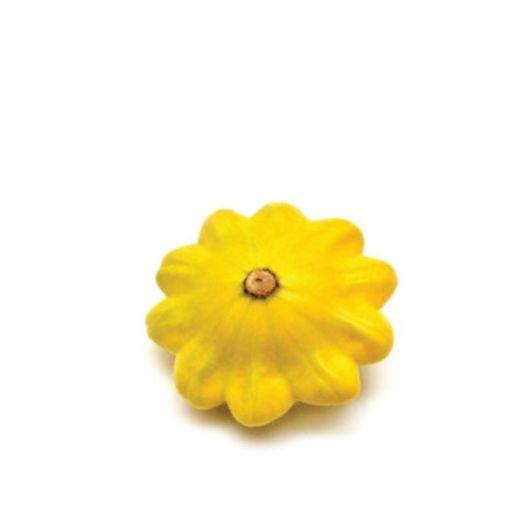 Патиссон желтый