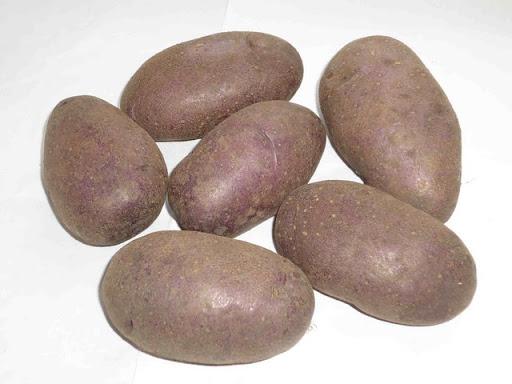 """Картофель """"Черный принц"""""""